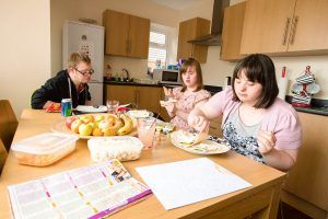 Supported living