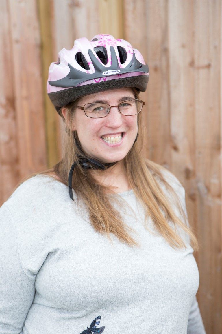 Ruth Leicestershire cycling P